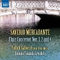 Mercadante: Flute Concertos No.1, No.2 and No.4