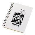 UNISON SQUARE GARDEN × TOWER RECORDS リングノート ホワイト