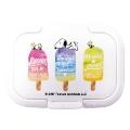 SNOOPY ウェットティッシュのフタmini/アイスキャンディ