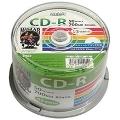 HI-DISC データ用CD-R 52倍速 50枚スピンドル HDCR80GP50