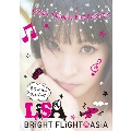 LiSA トラベル・フォトブック 「BRiGHT FLiGHT @ASiA」