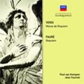 Verdi & Faure - Requiems