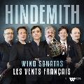 ヒンデミット: 管楽器のためのソナタ集
