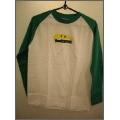 BOREDOMS 2007 Long Sleeve T-shirt Green/Lサイズ