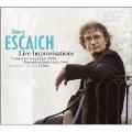 Thierry Escaich - Live Improvisations