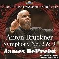 ブルックナー: 交響曲第2番(ハース版)、第9番
