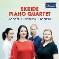 モーツァルト&ブラームス: ピアノ四重奏曲第1番、マーラー: ピアノ四重奏曲断章