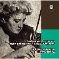 ベートーヴェン: ヴァイオリン・ソナタ第7番&第9番「クロイツェル」