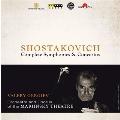 ショスタコーヴィチ: 交響曲全集+協奏曲全集