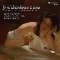アンリエット・ド・コリニーの詩によるアリア(エール)と歌曲集