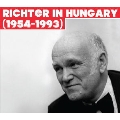 Richter in Hungary 1954-1993; J.S.Bach, Beethoven, Brahms, Chopin, etc