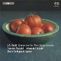J.S.Bach: Concertos for Two Harpsichords