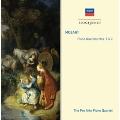 Mozart: Piano Quartets No.1 K.478, No.2 K.493