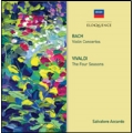 J.S.Bach: Violin Concertos; Vivaldi: The Four Seasons