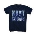 Kurt Cobain/Photo Logo T-Shirt Lサイズ