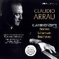 クラウディオ・アラウ: ピアノ協奏曲を弾く