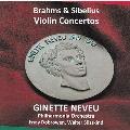 Brahms & Sibelius - Violin Concertos