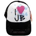 Justin Bieber 「I Heart JB」 Trucker Hat Freeサイズ