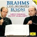 ブラームス: ヴァイオリンソナタ全集; ブゾーニ: ヴァイオリン・ソナタ第2番<タワーレコード限定>