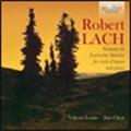 R.Lach: Sonatas & Lyrische Stucke for Viola d'Amore and Piano