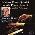 Brahms, Franck: Piano Quintets
