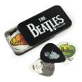 The Beatles ピック Mid(15枚入り)/ロゴ缶