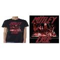 Motley Crue Too Fast Cycle T-shirt/XLサイズ