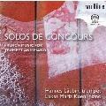ソロ・ド・コンクール~トランペットとピアノのためのフランス音楽集