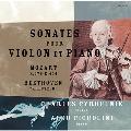 シルルニク&チッコリーニによるヴァイオリン・ソナタ集