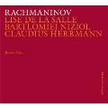 ラフマニノフ: 悲しみの三重奏曲