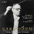 ベートーヴェン: 序曲「コリオラン」&交響曲 第5番、ブラームス: 交響曲 第3番<限定盤>