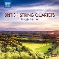 イギリスの弦楽四重奏曲集
