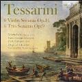 カルロ・テッサリーニ: 6つのヴァイオリンソナタ Op.14