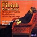 Fibich: Piano Music