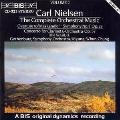 ニールセン: 交響曲第3番《ひろがりの交響曲》、クラリネット協奏曲