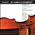 シベリウス: ヴァイオリン協奏曲