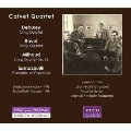 Calvet Quartet plays Ravel, Debussy, Milhaud and Samazeuilh