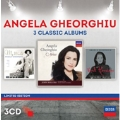 Angela Gheorghiu - 3 Classic Albums<限定盤>