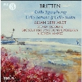 Britten: Cello Symphony Op.68, Cello Sonata Op.65, Cello Suites No.1-No.3, etc
