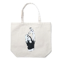 Twenty Seven × WEARTHEMUSIC 0628 Tote Bag(natural)