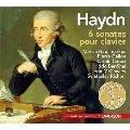 ハイドン: 鍵盤楽器のための6つのソナタ集<初回限定生産盤>