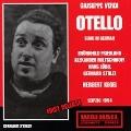 VERDI:OTELLO (IN GERMAN:1954):H.KEGEL(cond)/LEIPZIG RADIO ORCHESTRA/A.MILTSCHNINOFF/ETC