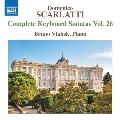 D.スカルラッティ: 鍵盤のためのソナタ全集 第26集
