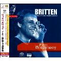 Britten: Suites for Violoncello Solo (創立25周年記念キャンペーン仕様)<限定盤>