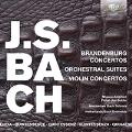 J.S.バッハ: ブランデンブルク協奏曲、ヴァイオリン協奏曲