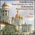 Tchaikovsky: Piano Concerto No.1 Op.23; Schumann: Piano Concerto Op.54
