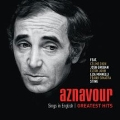 Aznavour Sings In English-Official Greatest Hits