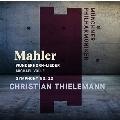 Mahler: Wunderhorn-Lieder, Symphony No.10