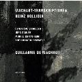 Heinz Holliger - Machaut-Transkriptionen