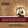 Unknown Renaissance - The 450th Anniversary of J.P.Sweelinck